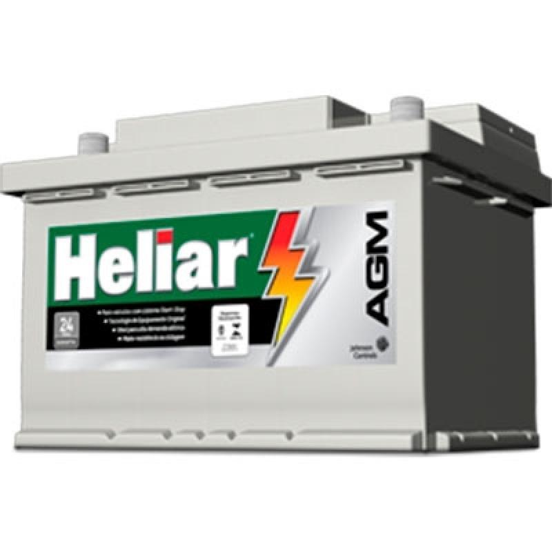 Bateria de Carro Heliar Vila Pindorama - Bateria Carro Híbrido