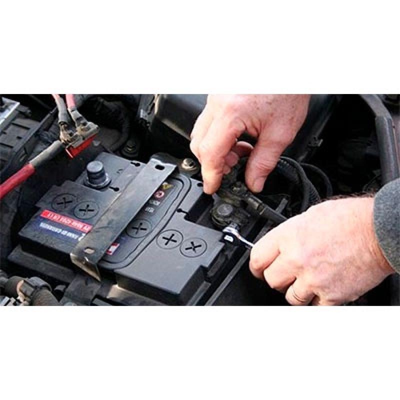 Bateria de Carro Parque Santa Luzia - Bateria Carro Tracionária