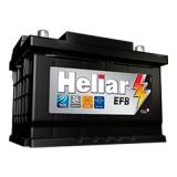 bateria de carro heliar